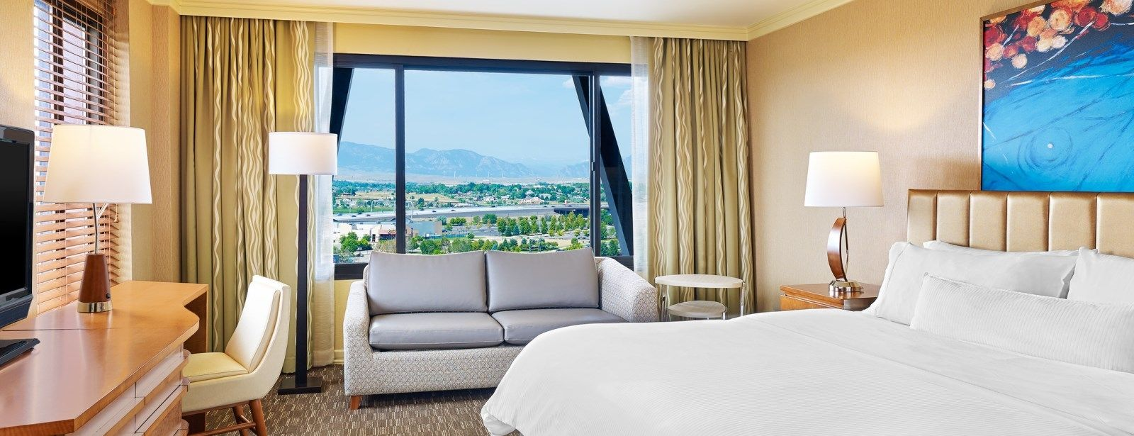 Deluxe Mountain View Room | The Westin Westminster